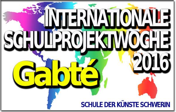 INTERNATIONALE SCHULPROJEKTWOCHE 2016
